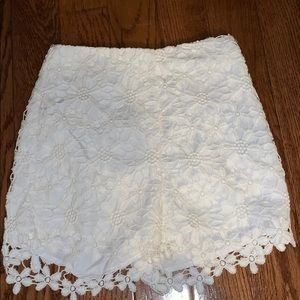 Lacey Hollister Shorts
